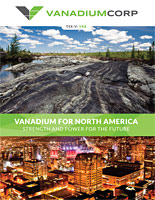 Vanadium Corp Brochure Apr2016 cover
