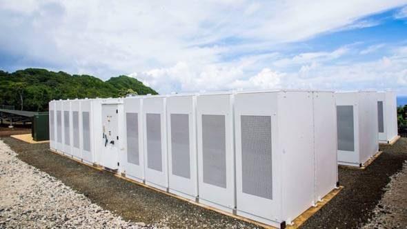 solarcity tau solar microgrid tesla powerpacks 590x332