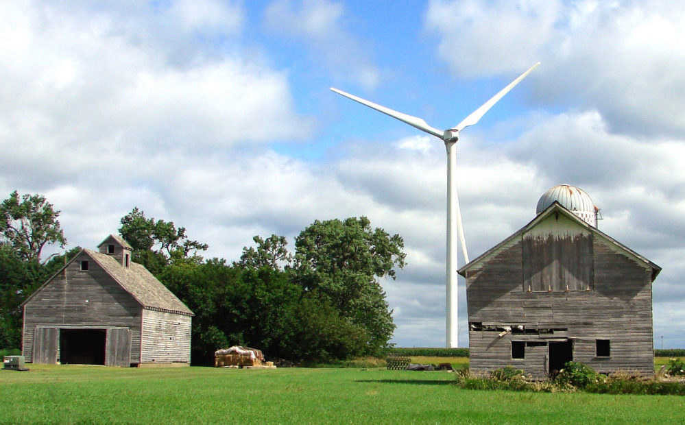 Iowa Already A Leader On Wind Looks To Take The Next Steps On