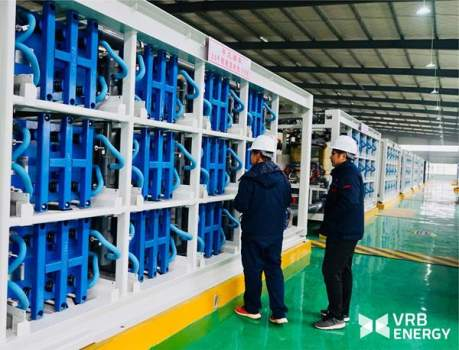 Modular Exhibition Stands Tallahassee : Vrb energy completes commissioning of phase 1 of the hubei zaoyang