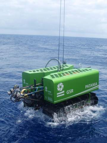 A Bus-Sized Robot Will Soon Be Mining the Ocean Floor