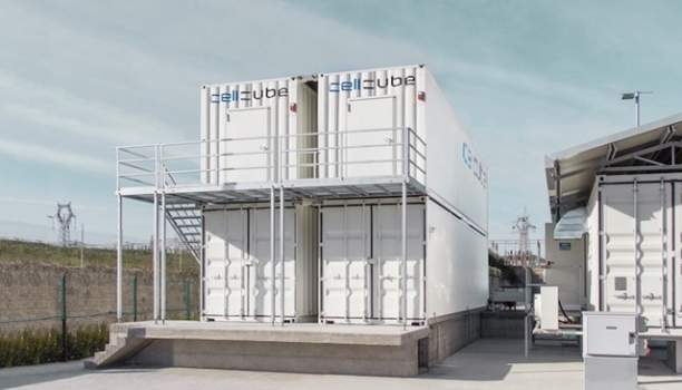 CellCube and Pangea Energy Have Signed LOI for 50MW/200MWh