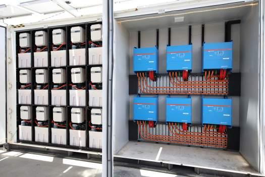 Finkel backs unheralded Aussie battery tech companies to go