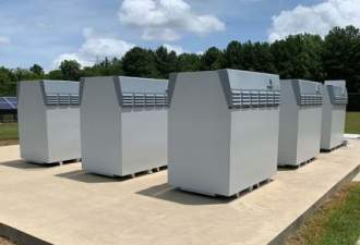 Irish redox flow energy storage demonstrator project