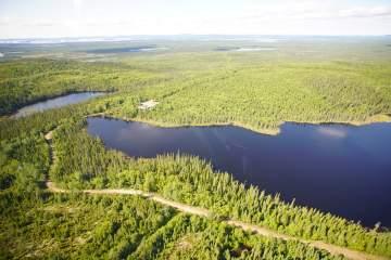 Lac Doré Chibougamau Region