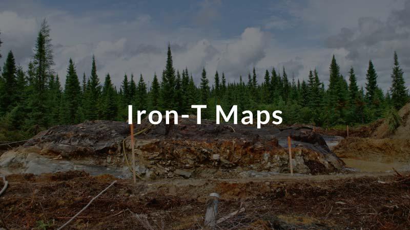 Iron-T Maps