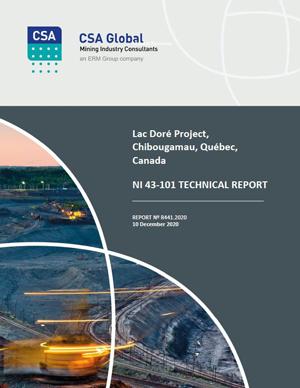 CSA Tech Report
