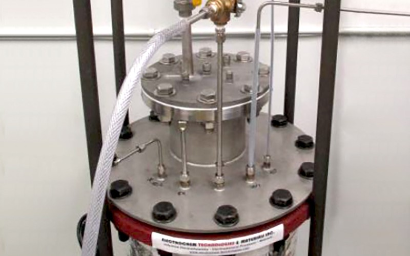 Green Vanadium Extraction
